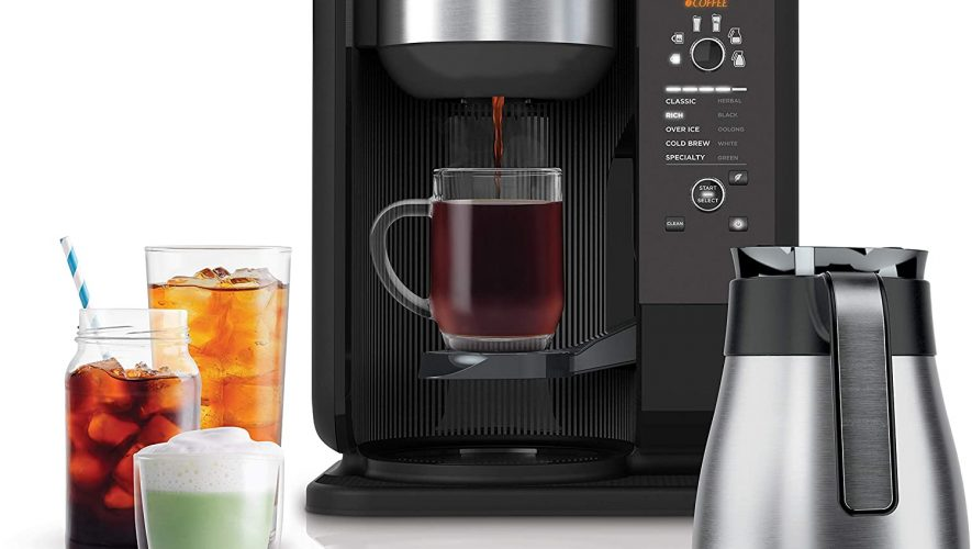 Ninja Hot and Cold Brewed System CP307 vs CP301