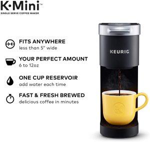 Keurig Mini Features