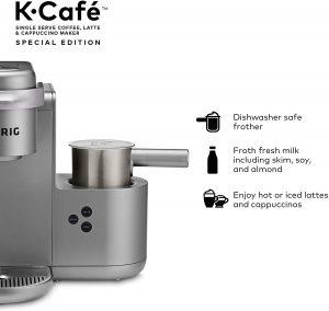 keurig k-cafe special edition review