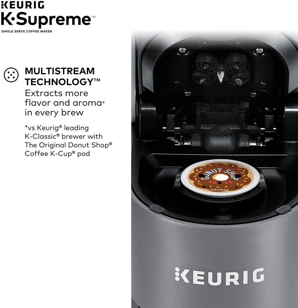 Keurig K-Supreme Review